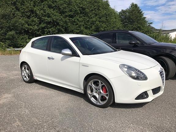 Alfa Romeo Giulietta TCT 170hk /Navi/Bose/Shift Paddles/Skinn  2012, 118500 km, kr 149000,-