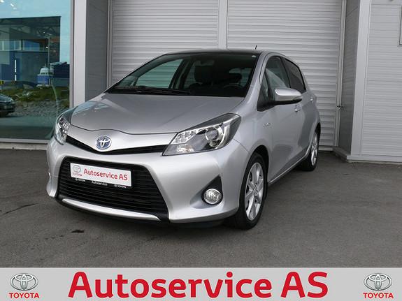 Toyota Yaris 1,5 Hybrid Style e-CVT  2012, 59000 km, kr 139000,-