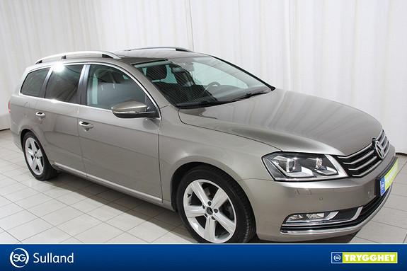 Volkswagen Passat 1,6 TDI 105hk BMT Business Edition