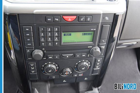 Bilbilde: Land Rover Discovery