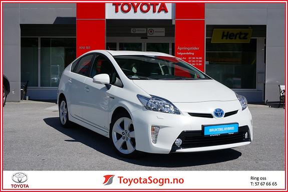 Toyota Prius 1,8 VVT-i Hybrid Advance  2012, 129000 km, kr 156000,-