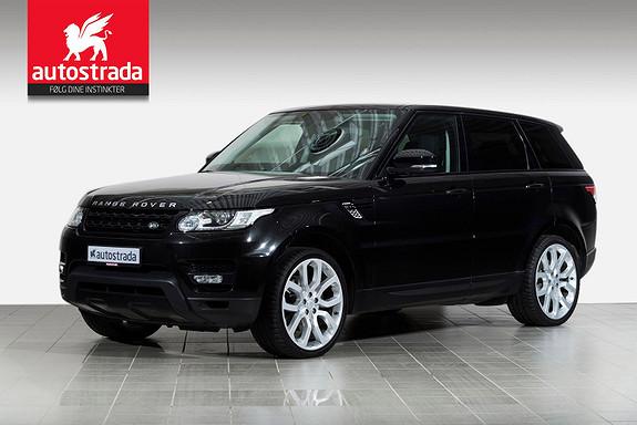 Land Rover Range Rover Sport TDV6 HSE Dynamic 7 seter Rentekampanje 0,99%  2014, 97500 km, kr 789000,-