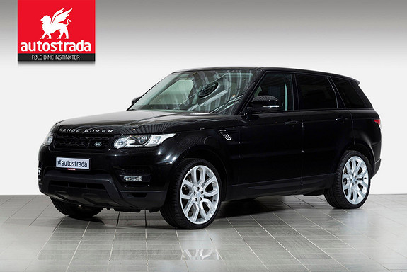 Land Rover Range Rover Sport TDV6 HSE Dynamic 7 seter Rentekampanje 0,99%