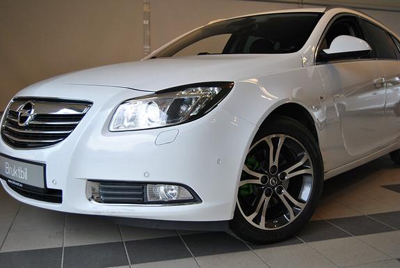 Bilbilde: Opel Insignia
