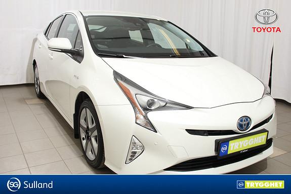 Toyota Prius 1,8 VVT-i Hybrid Executive Som ny