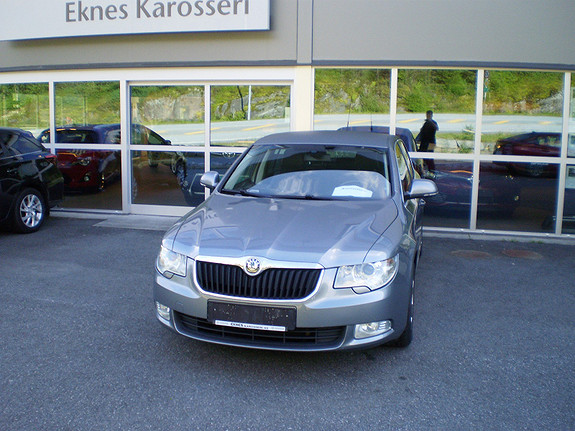Skoda Superb  2009, 124 635 km, kr 115 660,-