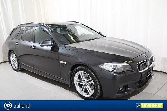 BMW 5-serie 520d xDrive 184hk Automat M-sport/Navipro/Hengerfeste++