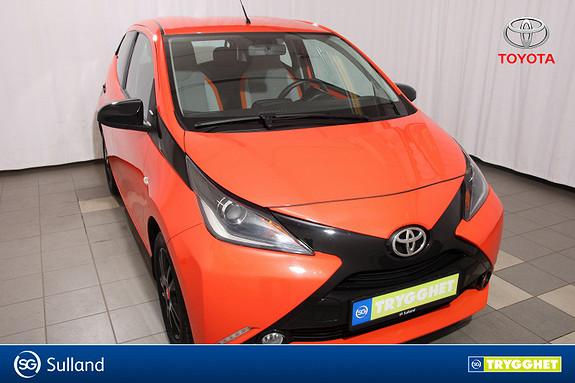 Toyota Aygo x-cite 1,0 lav km