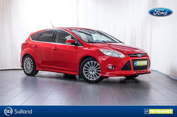 Ford Focus 1.0i 125 hk Titanium 5d