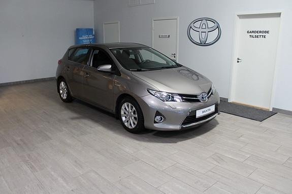 Toyota Auris 1,8 Hybrid E-CVT Active **RYGGEKAMERA**NAVIGASJON**AUTO  2014, 55101 km, kr 209000,-