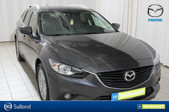Mazda 6 2,0 145hk Vision STV
