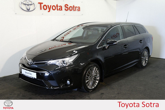 Toyota Avensis Touring Sports 1,6 D-4D Active Style  2015, 21280 km, kr 285000,-