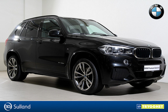 BMW X5 xDrive30d 100 Edition aut M-HUD-DAB+-NAVI-B&O-SoftClose