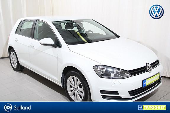 Volkswagen Golf 1,2 TSI 85hk Trendline Multif.ratt/Park.sensor/DAB++
