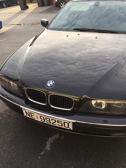 BMW 5-serie 1999, 213495 km, kr 21569,-