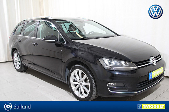 Volkswagen Golf 1,6 TDI 110hk Highline Euro6/krok/Adaptiv cruise++++