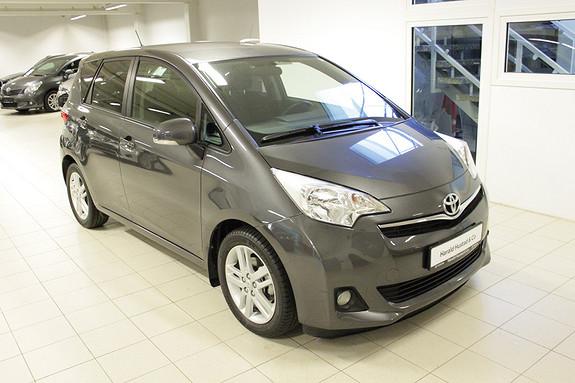 Toyota Verso-S 1,33 Dynamic S&S Multidrive S  2012, 74000 km, kr 139000,-