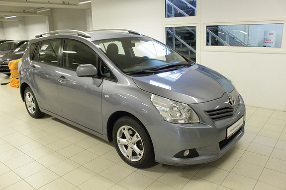 Toyota Verso 1,6 Advance 7 seter  2009, 95518 km, kr 149000,-