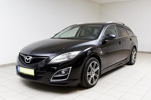 Mazda 6 2,2 D 129 hk Sport