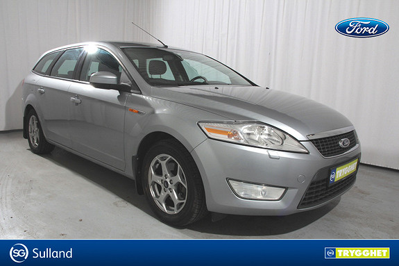 Ford Mondeo 2,0 130hk TDCI Trend