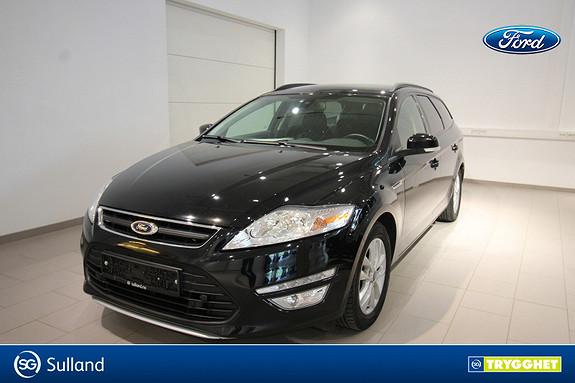 Ford Mondeo 2,0 TDCi 140 hk Champoin Leage