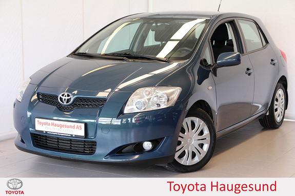 Toyota Auris 2,0 D-4D Sol (DPF) 126 HK, Autoklima, MF-ratt, Tectyl  2007, 145724 km, kr 85000,-