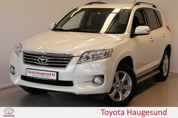 Toyota RAV4 2,2 D-4D Vanguard Executive Navi, kamera, Tectyl  2011, 66232 km, kr 250000,-