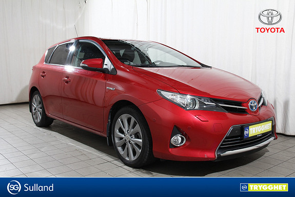 Toyota Auris 1,8 Hybrid E-CVT Executive BiXenon-DAB+-Navi-Ryggekam