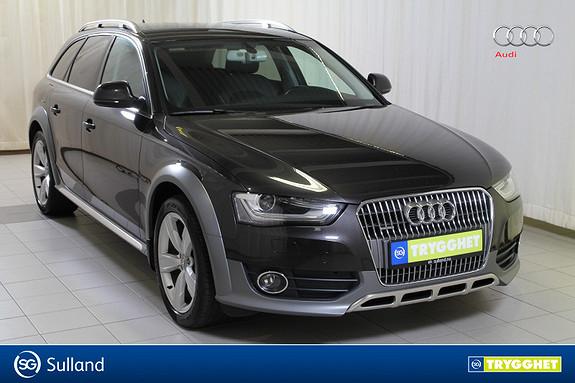 Audi A4 allroad 2.0 TDI 177 hk quattro S tronic Webasto/El.bakluke