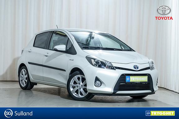 Toyota Yaris 1,5 Hybrid Style e-CVT Ny hos oss, velholdt!