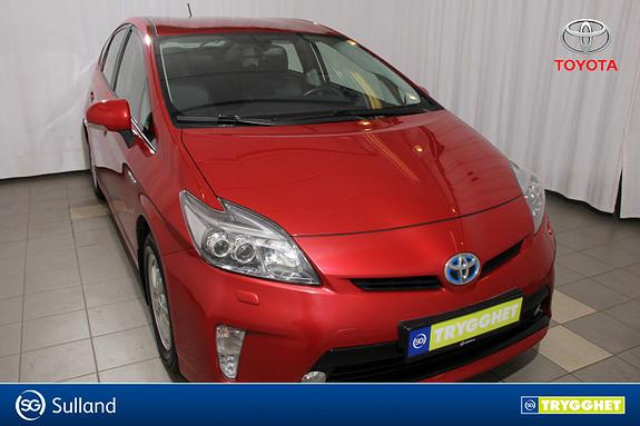 Toyota Prius 1,8 VVT-i Hybrid Advance Lav km , strøken