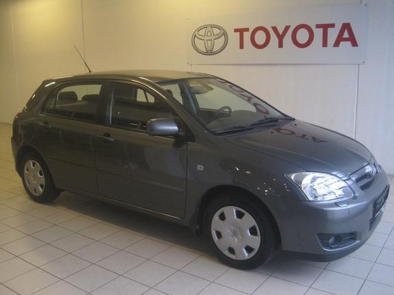 Toyota Corolla 1,4 diesel 90 hk  2005, 192569 km, kr 54000,-