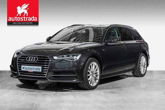 Audi A6 3.0tdi Q/S, S-Line,LED,Webasto,Hengerf+++