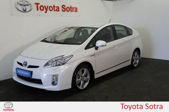 Toyota Prius 1,8 VVT-i Hybrid Executive  2011, 76500 km, kr 149000,-