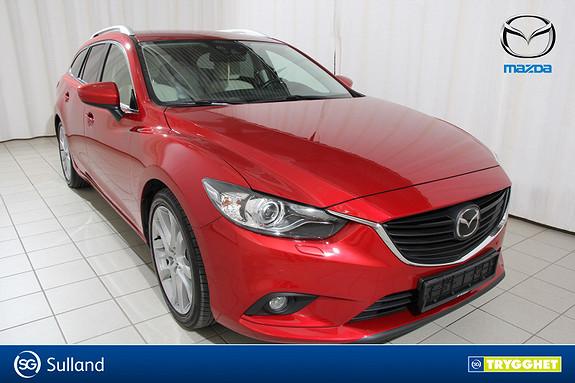 Mazda 6 2,2D 150hk Optimum aut STV