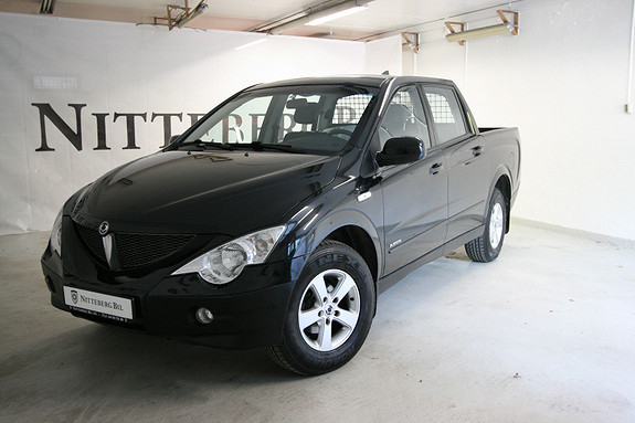 VS Auto - Ssangyong Actyon Sport