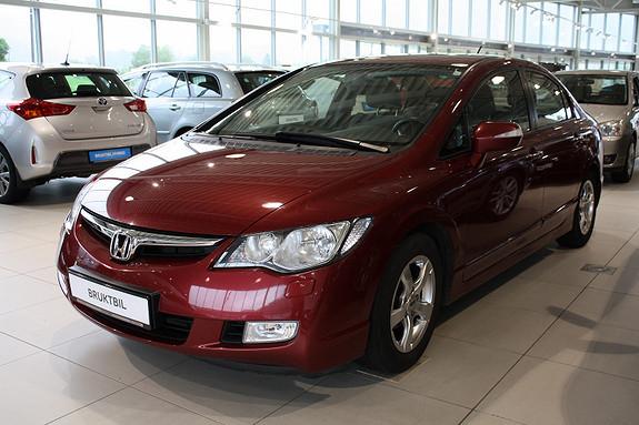 Honda Civic 1.3 95HK Hybrid  2008, 140000 km, kr 64000,-