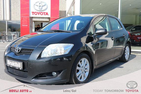 Toyota Auris 2,0 D-4D Executive (DPF) Skinn - Navi - 1 år Garanti!  2008, 167243 km, kr 99900,-