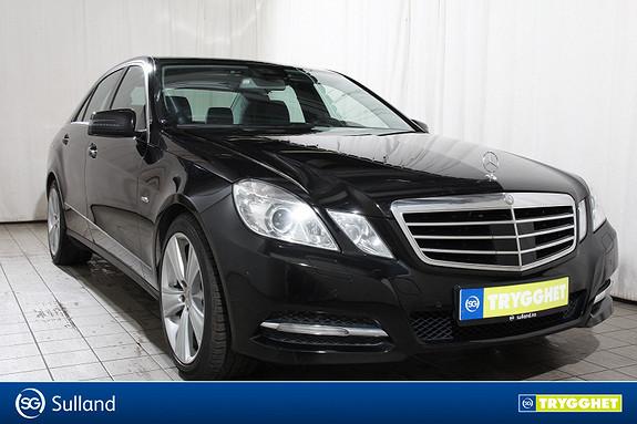 Mercedes-Benz E-Klasse E220 CDI Avantgarde aut. Navi-Command-Adp.Cruise+++