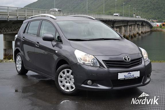 Toyota Verso 2,0 D-4D Advance 7 seter Isofix, AUX  2010, 122000 km, kr 159000,-
