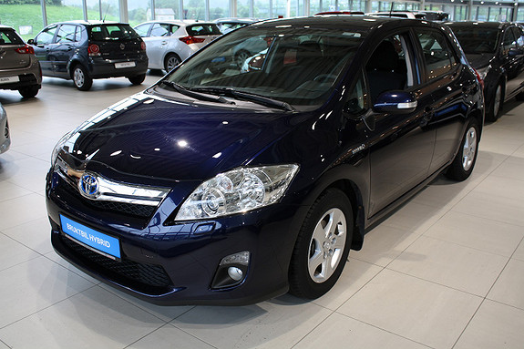Toyota Auris 1.8 99HK  Hybrid  2012, 56000 km, kr 167000,-