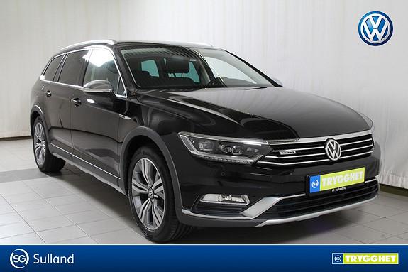 Volkswagen Passat Alltrack 2,0 TDI 150hk 4MOTION