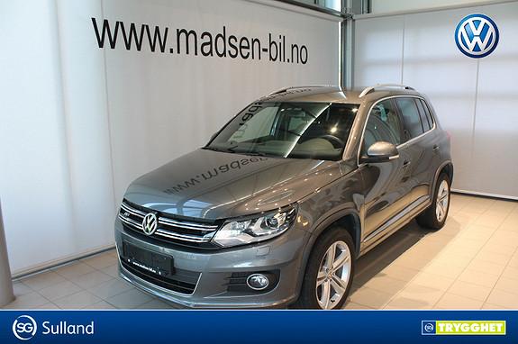 Volkswagen Tiguan 2,0 TDI 140hk 4M BMT Exclusive R DSG Excluseive R, DSG