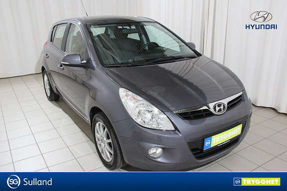Hyundai i20 1,2 Comfort 5dørs