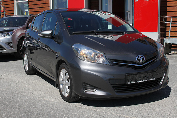 Toyota Yaris 1,33 Active Superflott eksemplar  2012, 33143 km, kr 137000,-