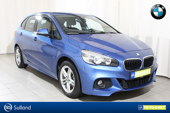 BMW 2-serie 220d Active Tourer xDrive 163hk aut