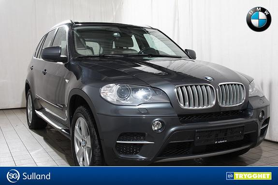 BMW X5 30d 245hk Ad.Cruise-NAV-PANO-softcl-Headup-Ad.drive-etc