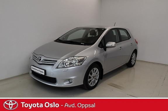 Toyota Auris 1,33 Stop&Start Bensin  2010, 101396 km, kr 113900,-