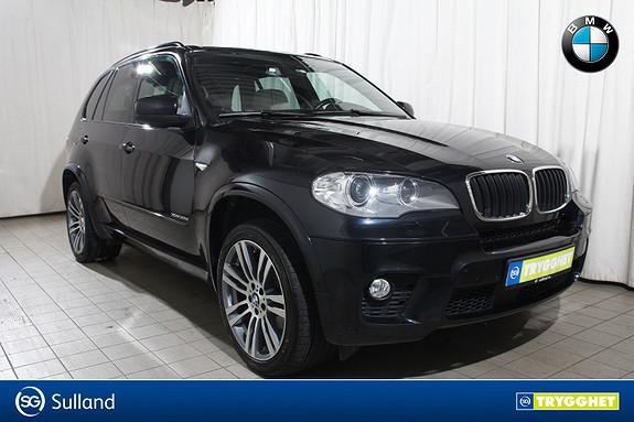 BMW X5 30dA 245hk M.Sport-Ad.cruise-Headup-webasto-softcl-etc