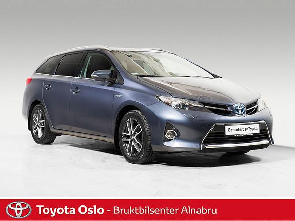 Toyota Auris Touring Sports 1,8 Hybrid Active+  2014, 83581 km, kr 199900,-